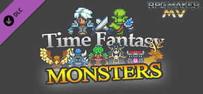 RPG Maker MV - Time Fantasy: Monsters