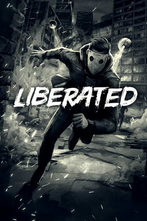 Liberated poster image on Steam Backlog
