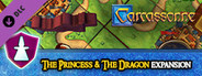 Carcassonne - The Princess & the Dragon Expansion
