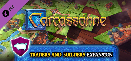Carcassonne - Traders & Builders