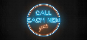 Call each NEW YEAR cover art