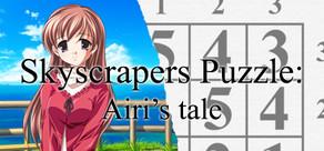 Skyscrapers Puzzle: Airi's tale cover art