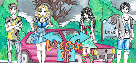 Let's Split Up (A Visual Novel)