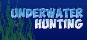 Underwater hunting cover art