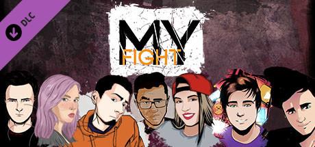 MY FIGHT - Mariana Ro