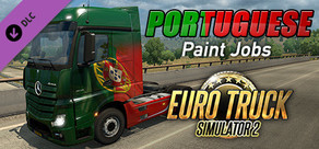 Euro Truck Simulator 2 - Portuguese Paint Jobs Pack cover art