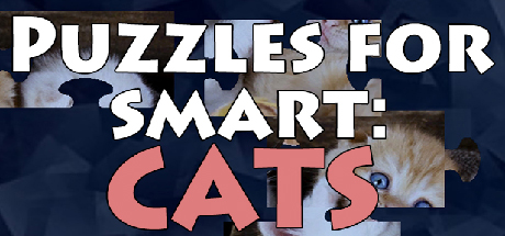 Puzzles for smart: Cats