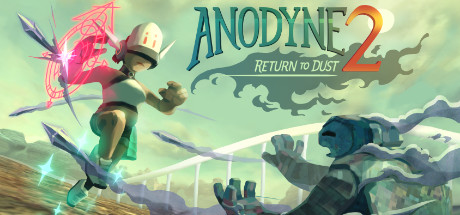 Anodyne 2 Return to Dust
