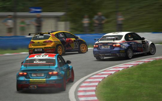 Скриншот из RACE On
