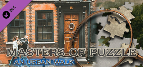 Masters of Puzzle - An Urban Walk