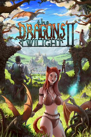 The Dragons' Twilight II poster image on Steam Backlog