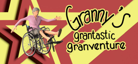 Granny's Grantastic Granventure cover art
