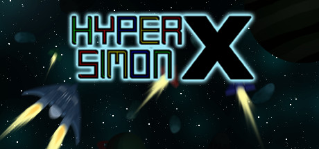 Hyper Simon X cover art