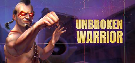 Unbroken Warrior cover art