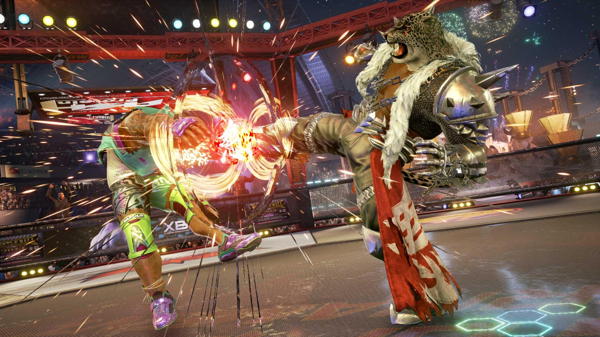 Tekken 7 Dlc7 Armor King On Steam