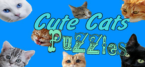Cute Cats PuZZles cover art