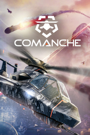 Comanche poster image on Steam Backlog