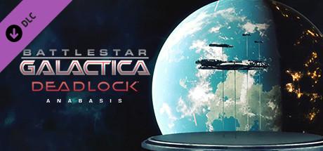 Battlestar Galactica Deadlock Anabasis Capa