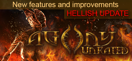 Agony UNRATED is a first-person, survival horror set in hell. You will  begin your journey as a tormented soul within the depths of hell without  any memories ...