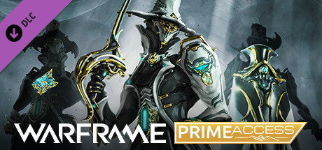 Warframe Limbo Prime Access: Cataclysm Pack