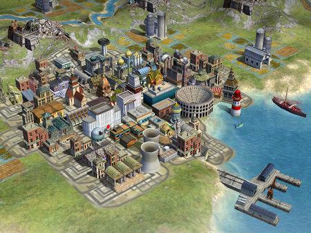 Скриншот из Sid Meier's Civilization IV: Beyond the Sword