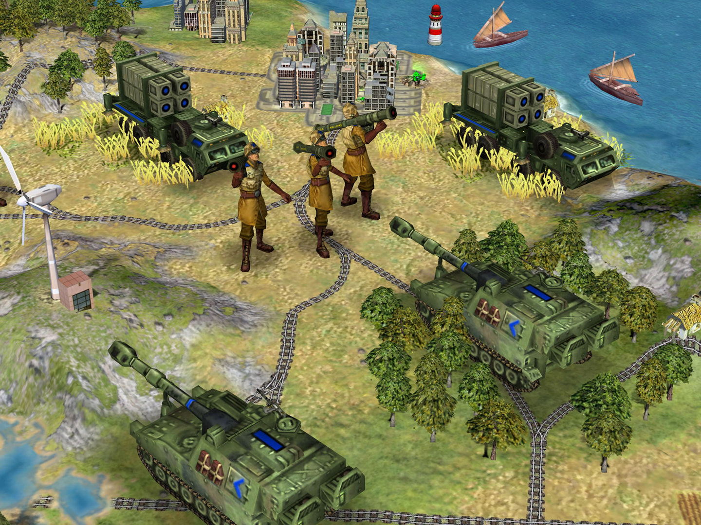 Download Civilization IV: Beyond The Sword Full PC Game