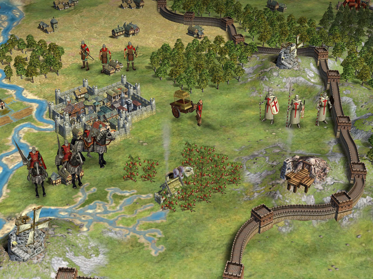 With Sid Meier's Civilization IV, history as you know it, is history.