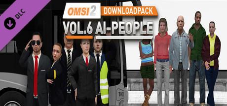 OMSI 2 Add-on Downloadpack Vol.6 - KI-Menschen