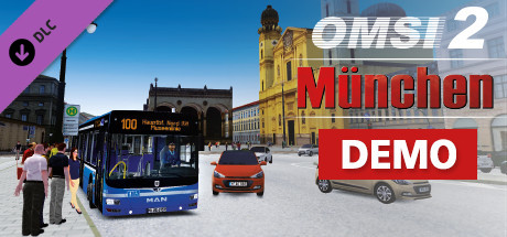 Купить OMSI 2 Add-on München City - Demo (DLC)