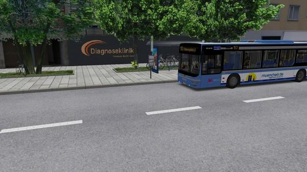 OMSI 2 Add-on München City - Demo (DLC)