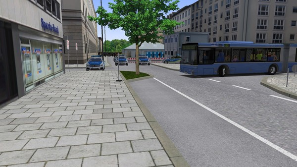 OMSI 2 Add-on München City - Demo (DLC)