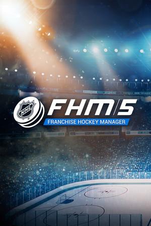 Franchise Hockey Manager 5 poster image on Steam Backlog