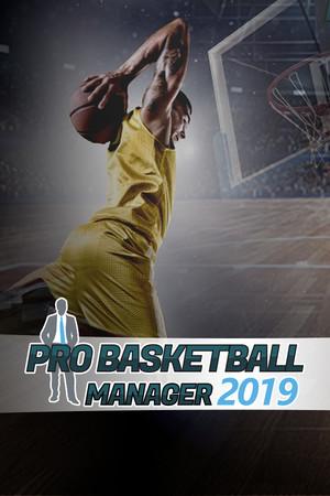 Pro Basketball Manager 2019 poster image on Steam Backlog