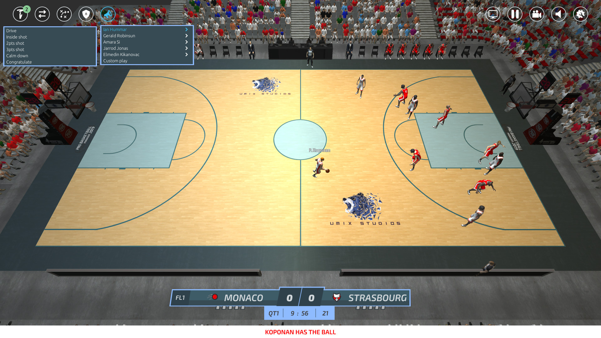 Pro Basketball Manager 2019 Screenshot 1