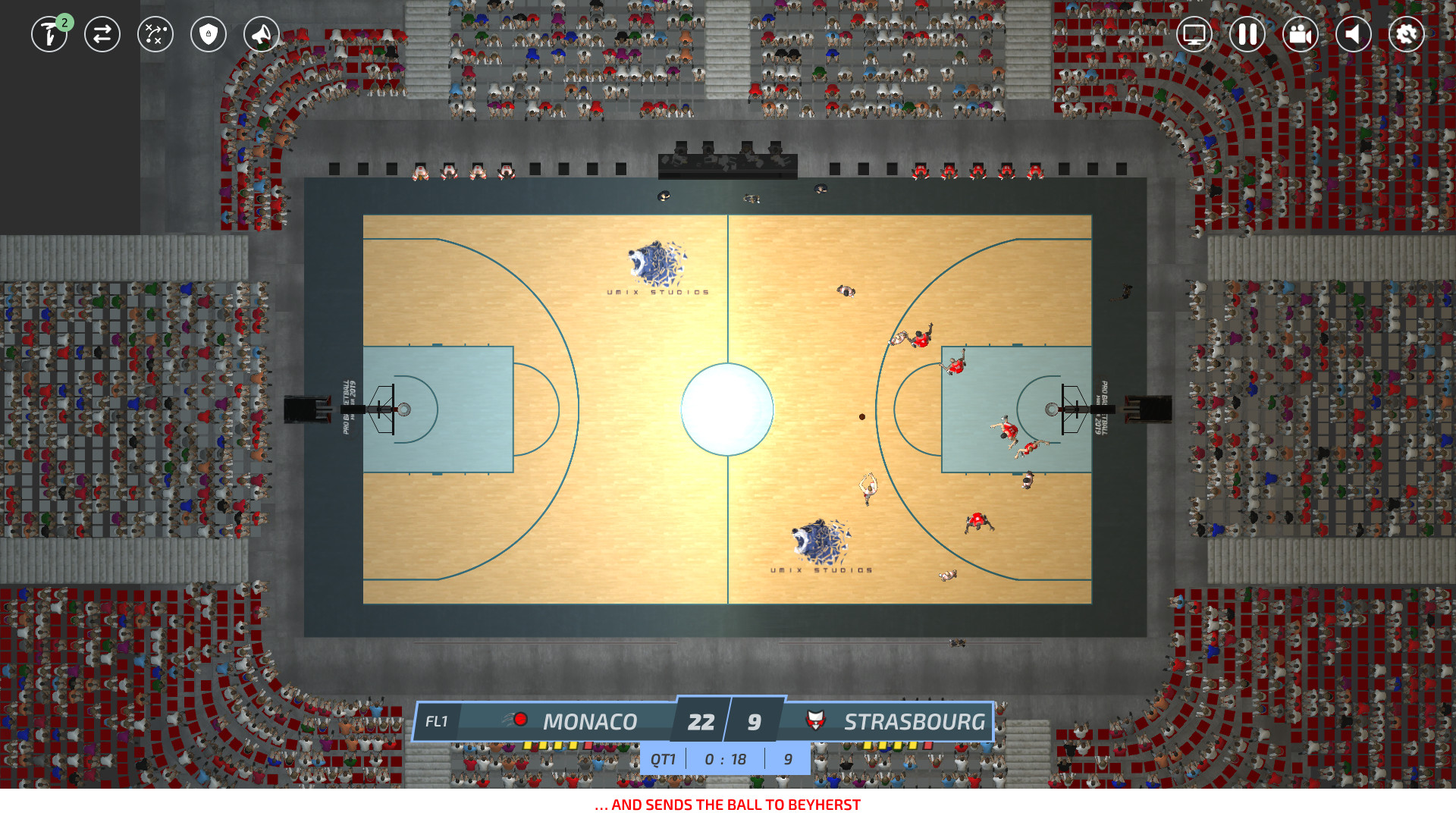 Pro Basketball Manager 2019 Screenshot 3