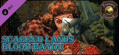 Fantasy Grounds - Scarred Lands: Blood Bayou (PFRPG)