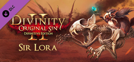 Divinity: Original Sin 2 - Companion: Sir Lora the Squirrel