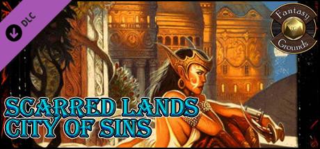 Fantasy Grounds - Shelzar City of Sin (PFRPG)