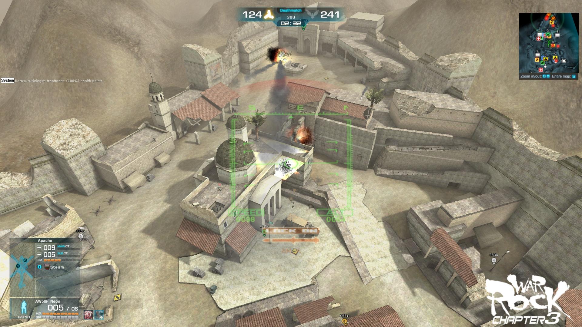 War Rock on Steam