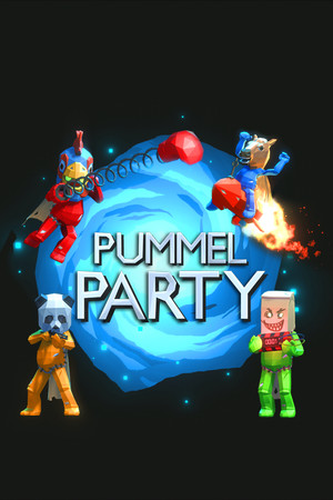 Pummel Party poster image on Steam Backlog