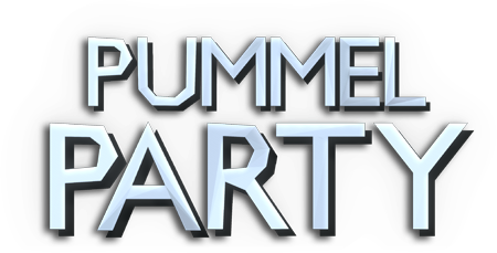 Pummel Party logo
