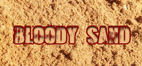 Bloody sand cover art
