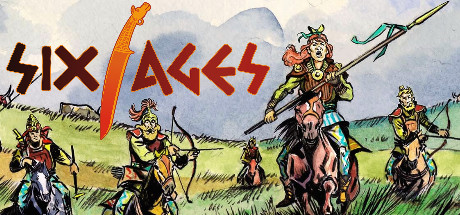 Six Ages: Ride Like the Wind title thumbnail