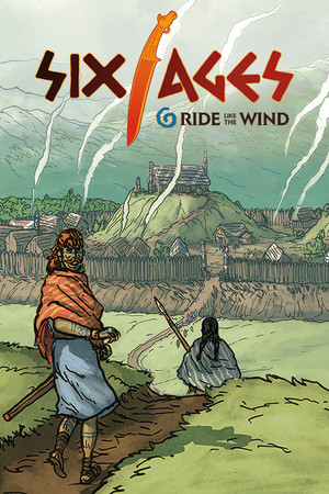 Six Ages: Ride Like the Wind poster image on Steam Backlog