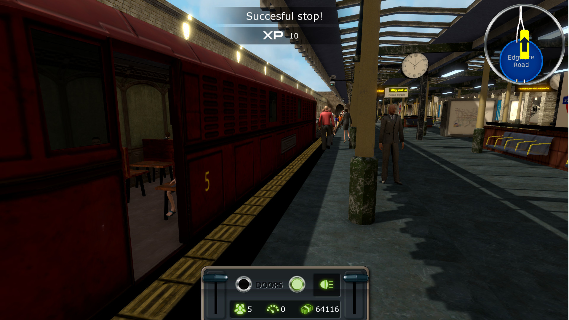 Train Simulator: London Subway
