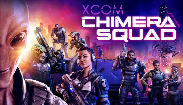 Xcom Chimera Squad On Steam
