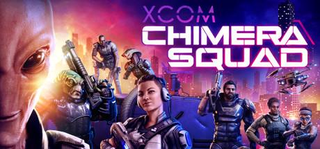 XCOM: Chimera Squad cover art