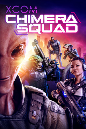 XCOM: Chimera Squad poster image on Steam Backlog