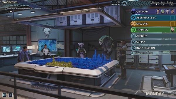 XCOM®: Chimera Squad Image 1