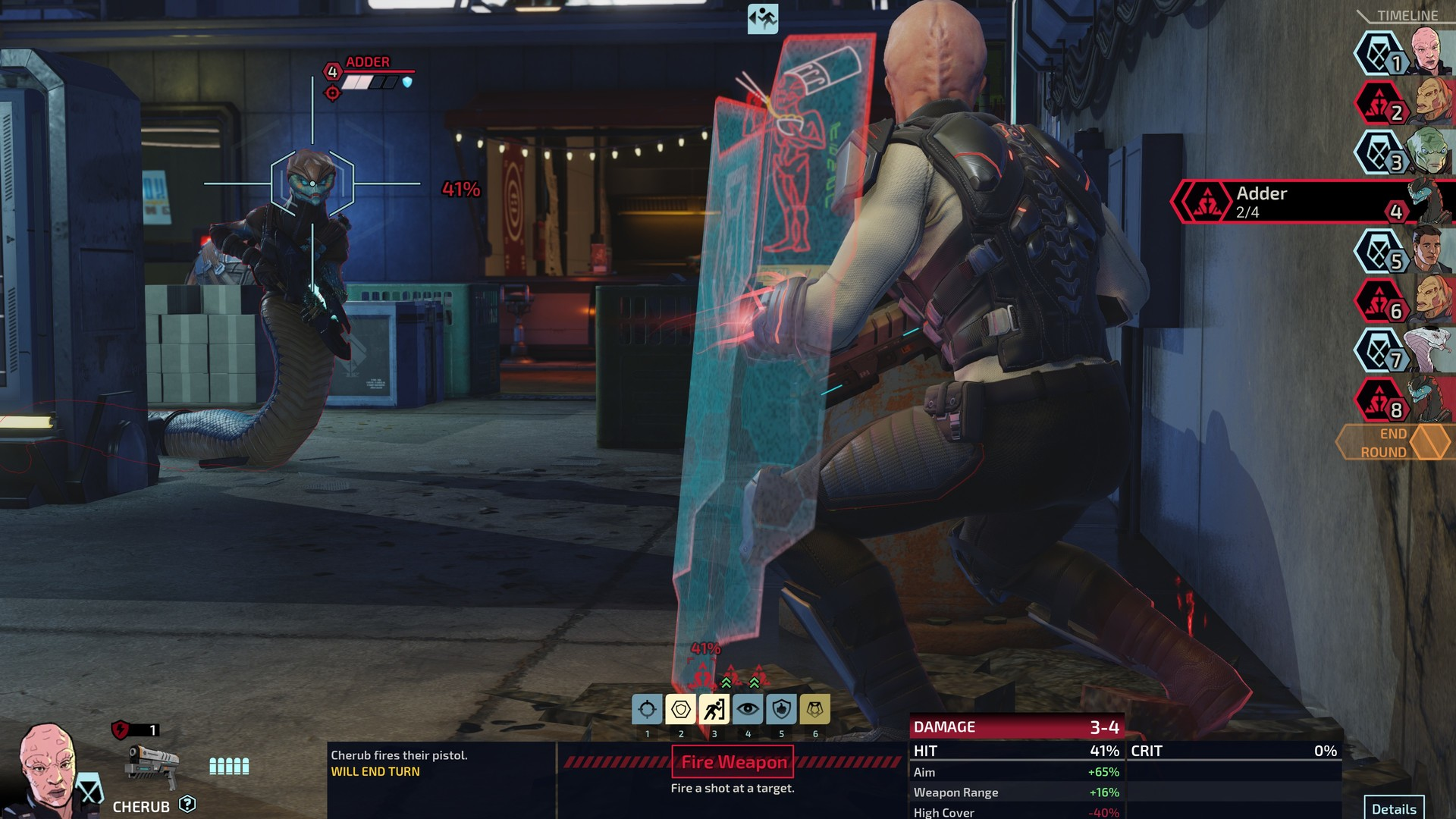 XCOM: Chimera Squad Screenshot 3